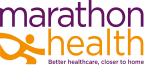 Marathon Health Logo Dark