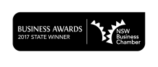 Business Awards State Winner